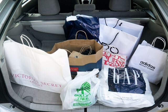 Consejos para ir de compras en Orlando y Miami
