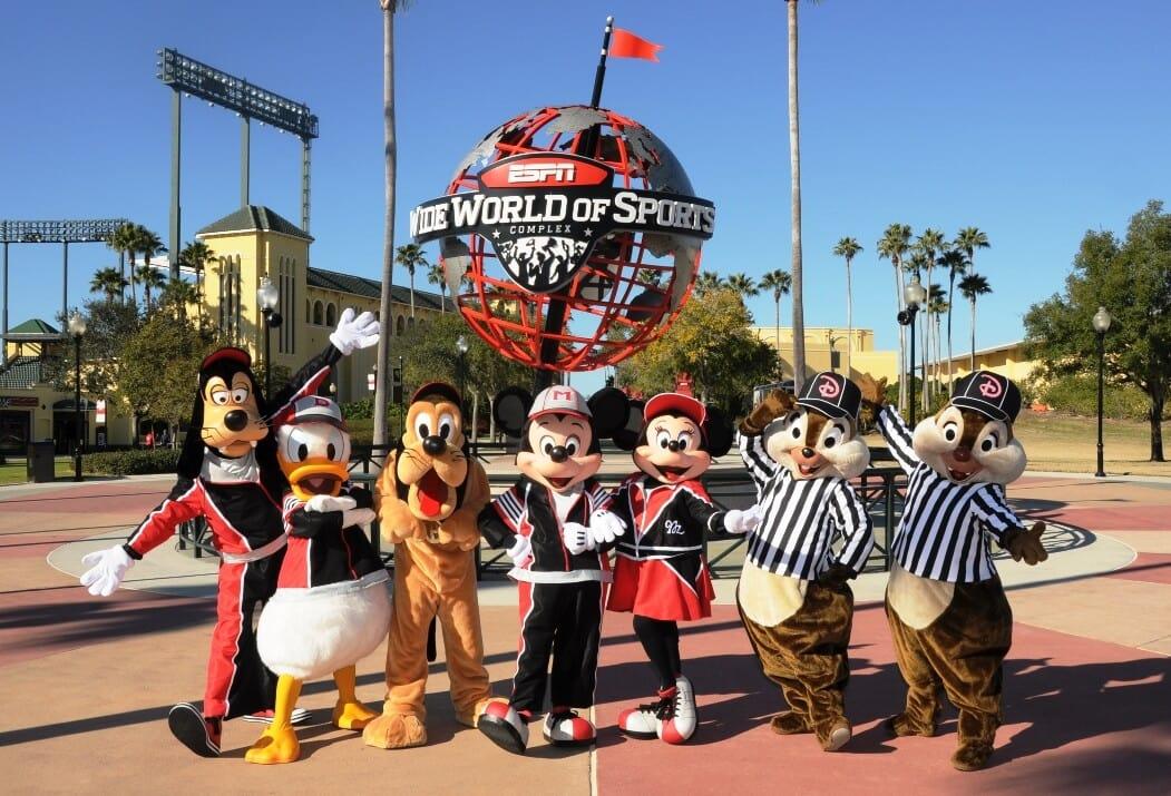 Parque ESPN Wide World of Sports