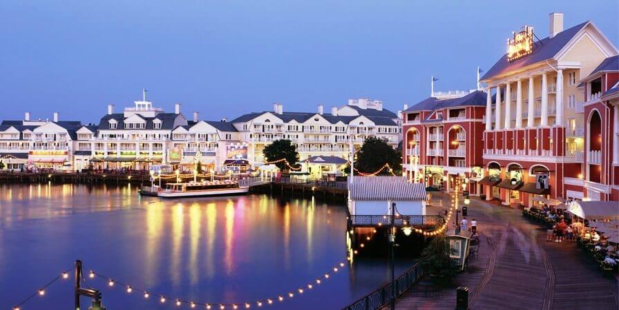Conheça o Disney's Boardwalk em Orlando