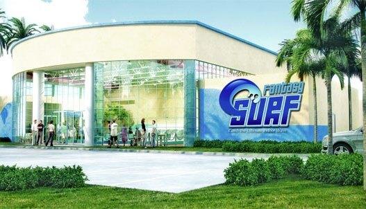 Fantasy Surf Orlando Surfar