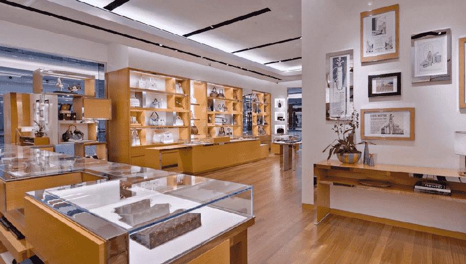 Onde ficam as lojas Louis Vuitton em Orlando e Miami