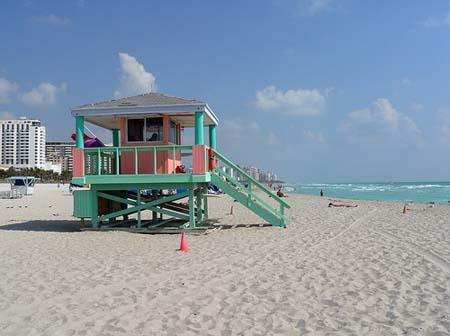 O que fazer em Miami: Miami Beach