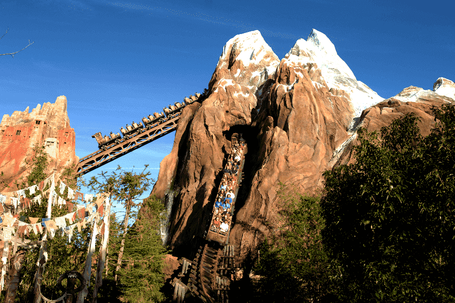 Parque Animal Kingdom da Disney em Orlando