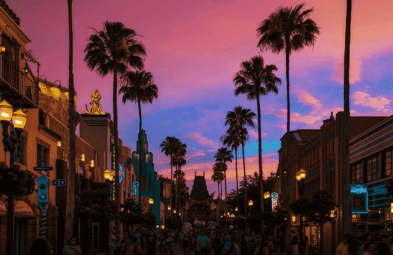 Parque Disney's Hollywood Studios