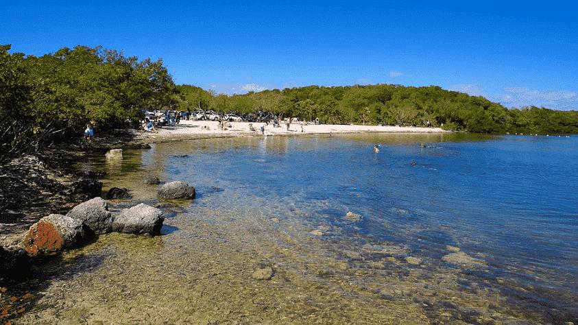 John Pennekamp Coral Reef State Park en Key Largo