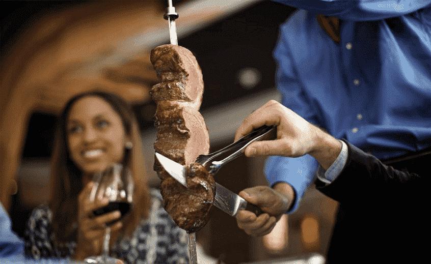 Endereços das churrascarias brasileiras em Miami