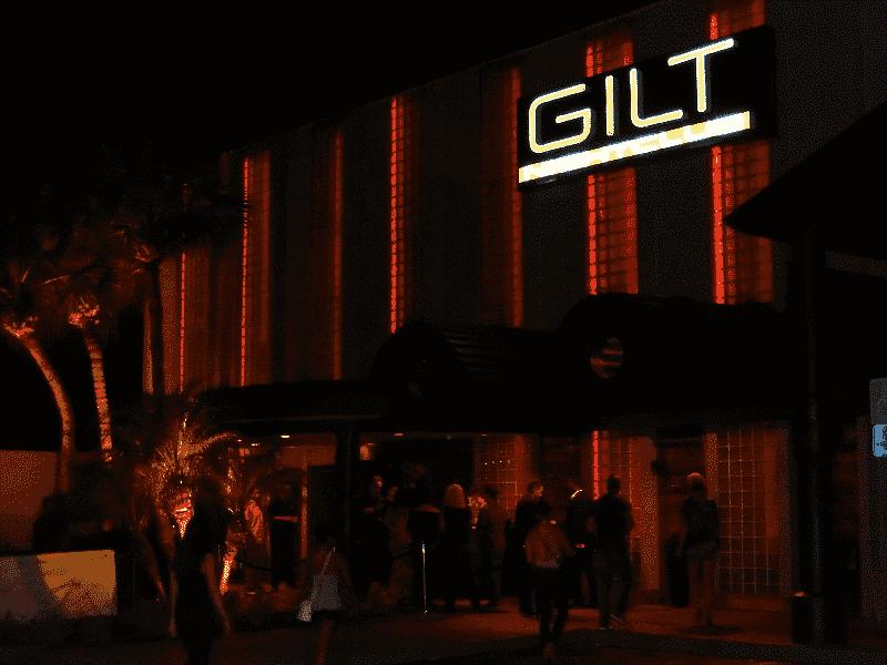 Balada Gilt em Orlando
