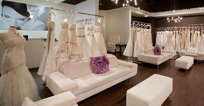 Vestidos de noiva em Orlando   Solutions Bridal