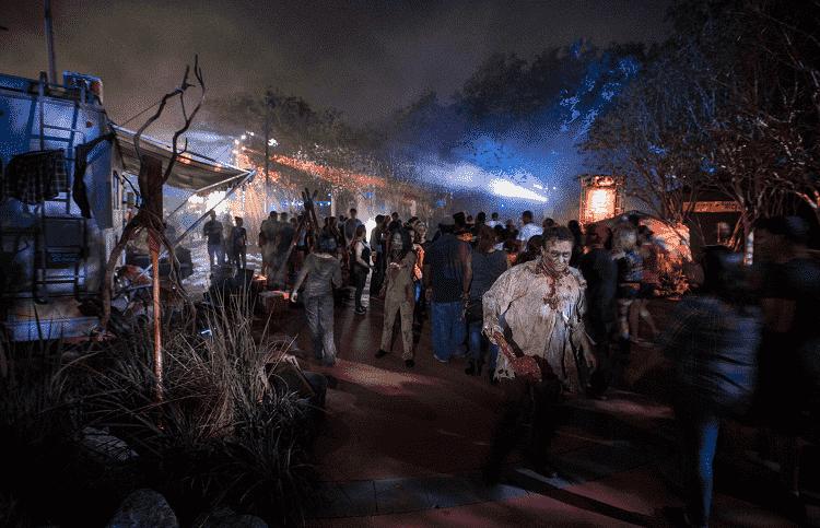 Como ir nas Halloween Horror Nights do Universal Studios