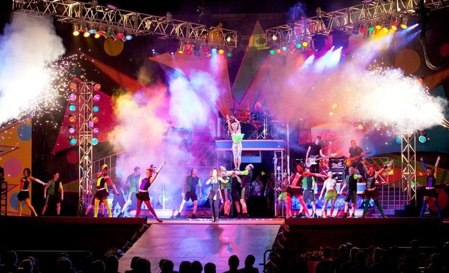 Informações das Summer Nights do Busch Gardens em Tampa