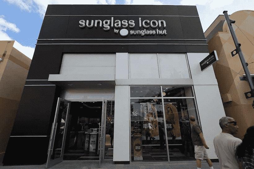 Onde tem lojas da Sunglass Hut em Miami e Orlando