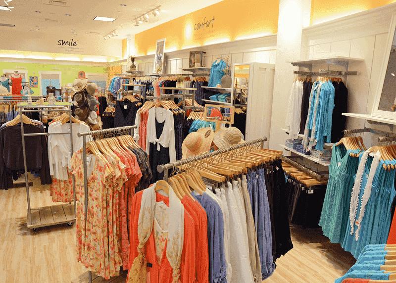 Medidas de roupas em geral nos Estados Unidos