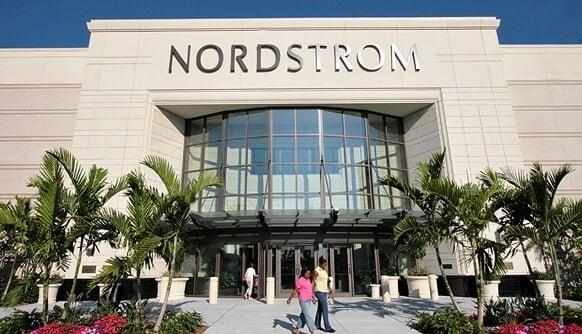 Loja Nordstrom em Orlando e Miami