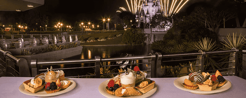Restaurante Tomorrowland Terrace no Disney's Magic Kingdom
