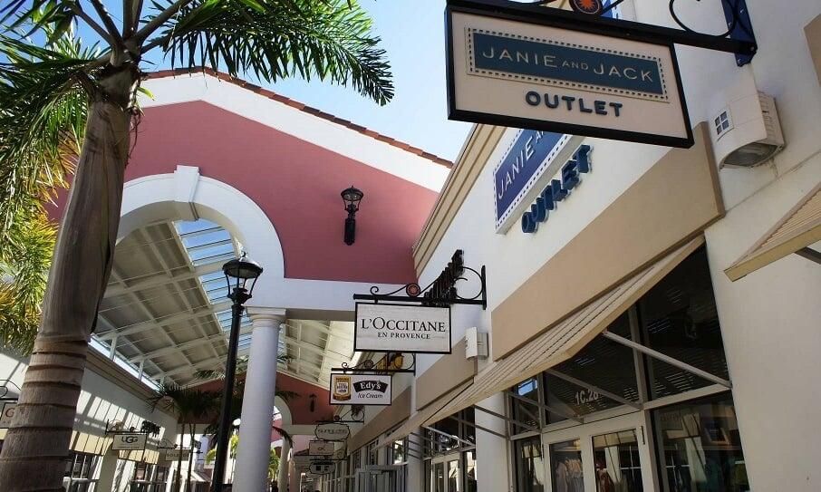 Compras no Outlet Premium Orlando