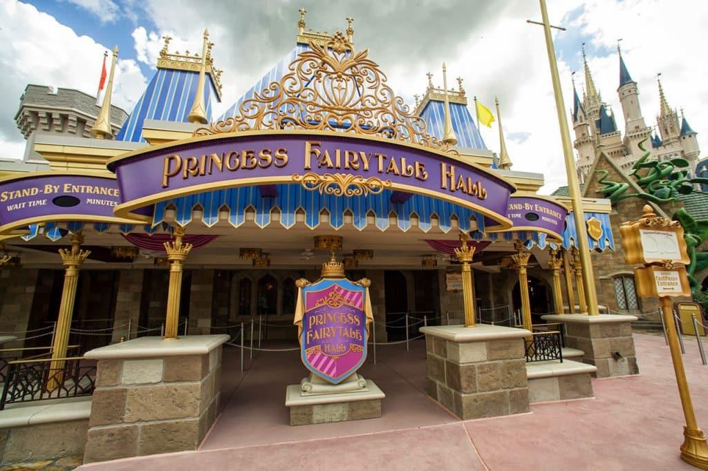 Princess Fairytale Hall Disney