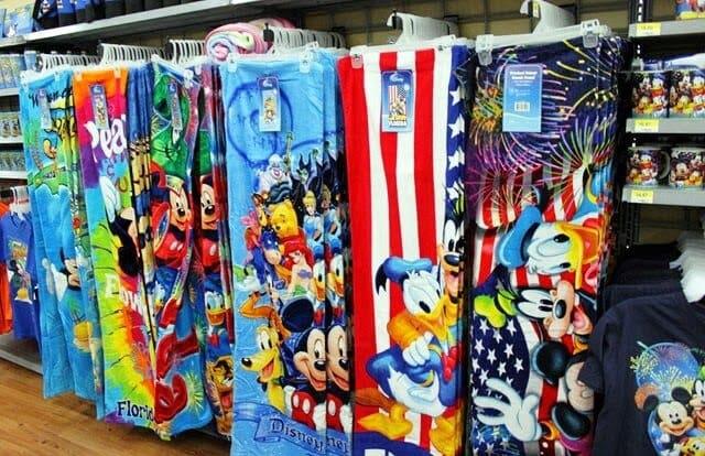 Compras nos Walmarts de Orlando