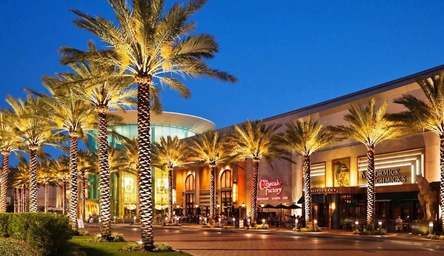Qual é o melhor Shopping de Orlando?