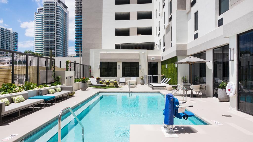 Hotel Hampton Inn & Suites Miami Brickell Downtown