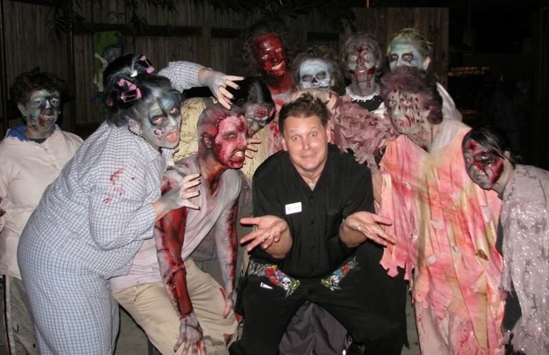 Howl-O-Scream: Halloween no Busch Gardens em Orlando