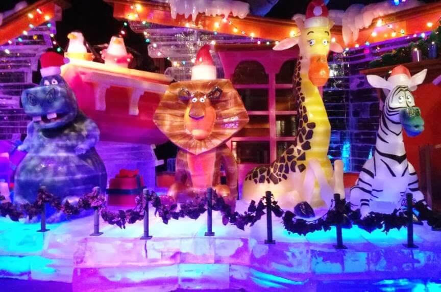 Natal Orlando Ice Hotel