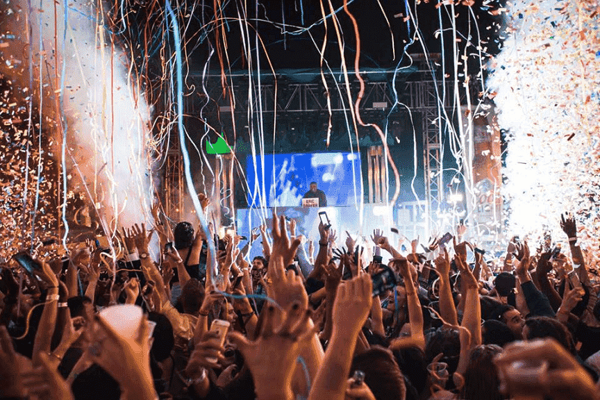 Año Nuevo en Orlando