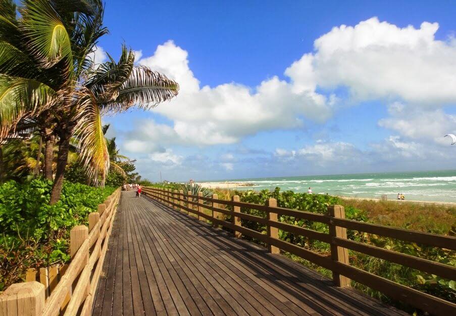 Boardwalk Miami Correr
