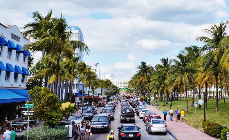Como dirigir Miami Orlando