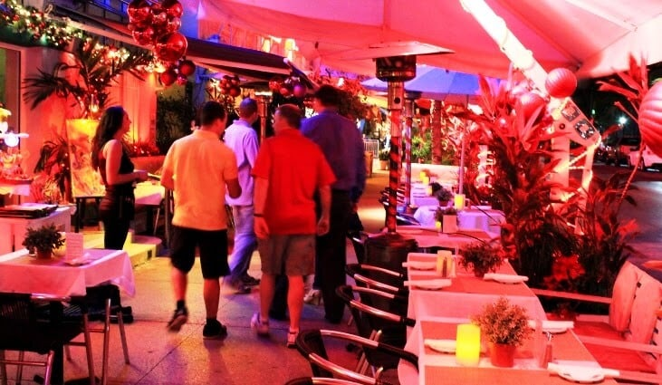 Natal Ocean Drive Miami