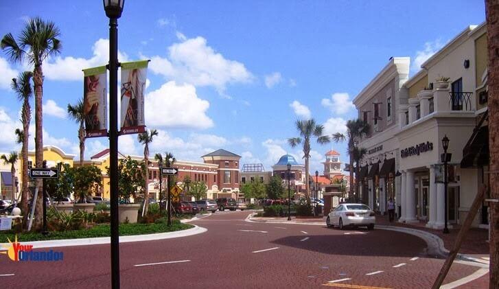 Shopping Winter Garden Village Orlando