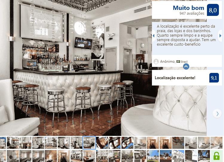 Whitelaw Hotel and Lounge: bar