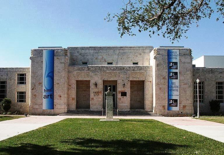 Museu Bass Museum Of Art em Miami