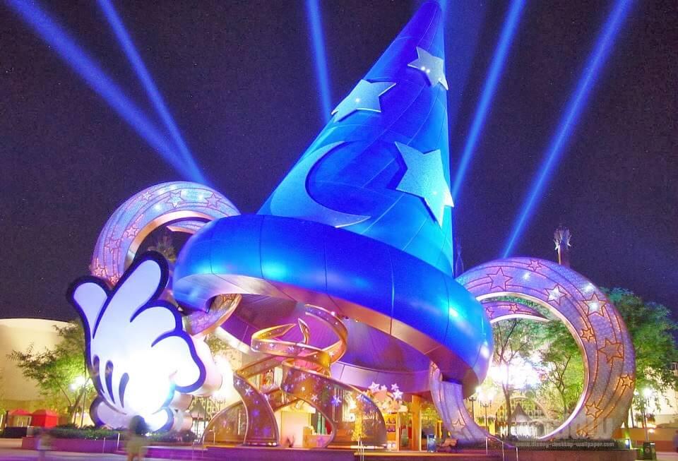 Parque Disney's Hollywood Studios em Orlando