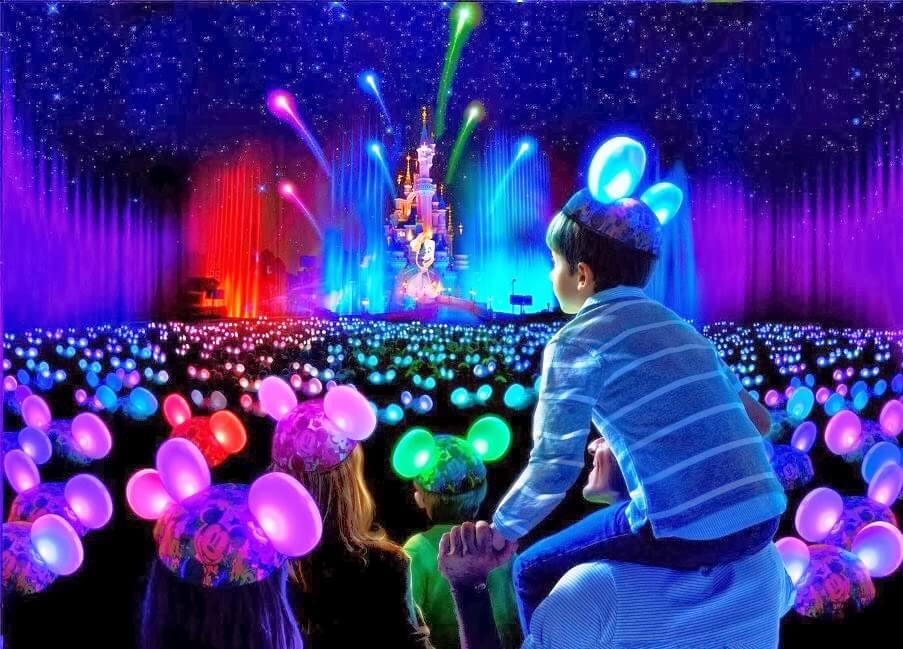 Glow With Show Disney Orlando