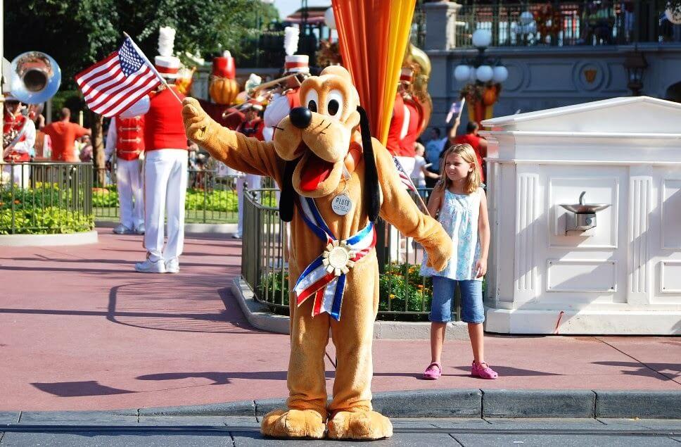 Magic Kingdom Orlando Disney