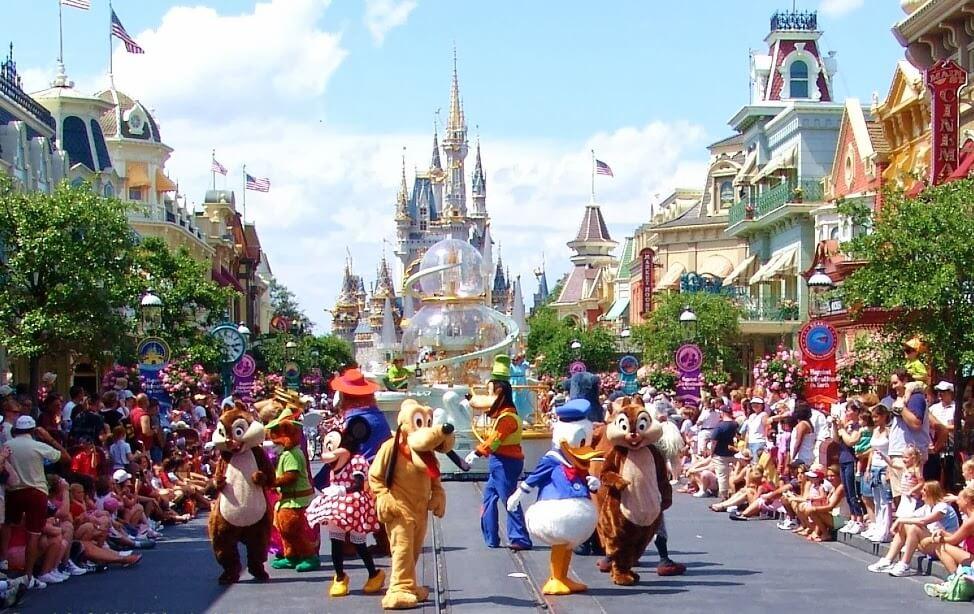 Parque Magic Kingdom Orlando