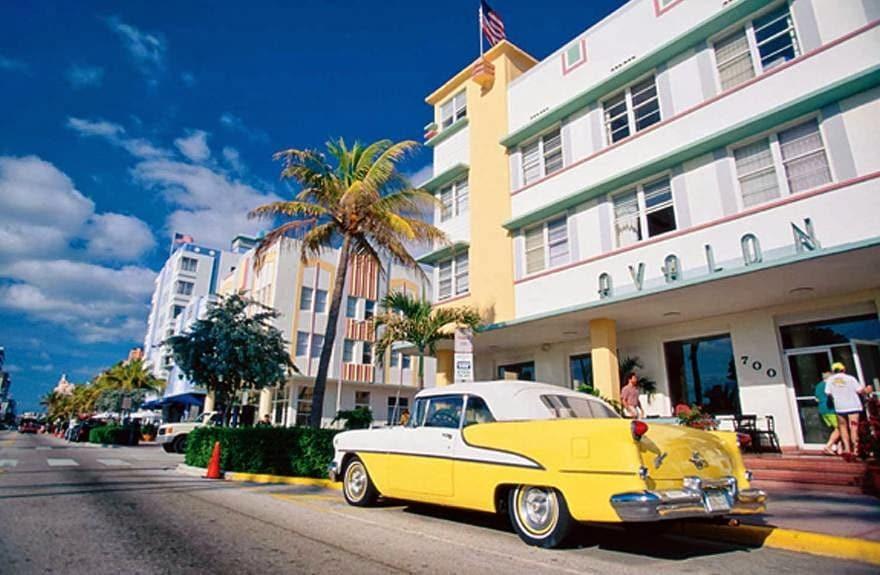 Passagens aéreas promocionais para Miami por R$1070 | Copa, Delta e TAM