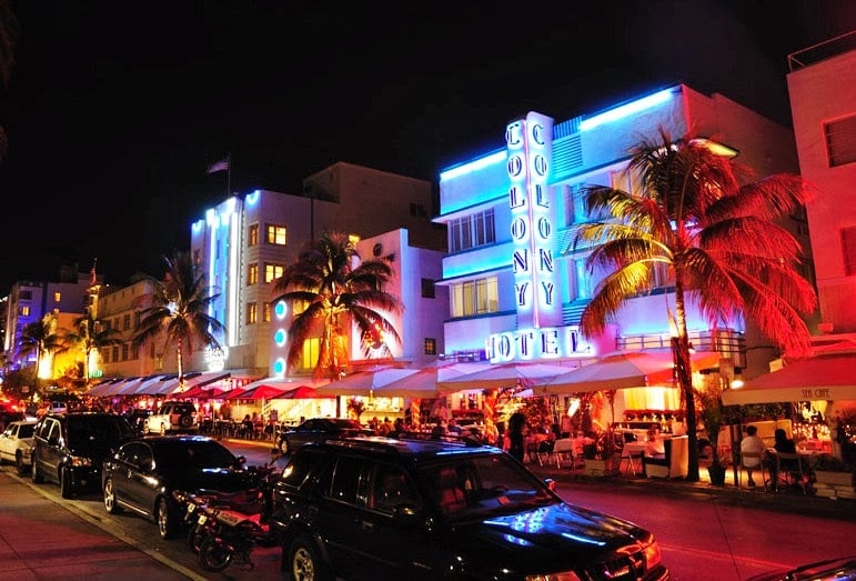 Lummus Park Miami Praia