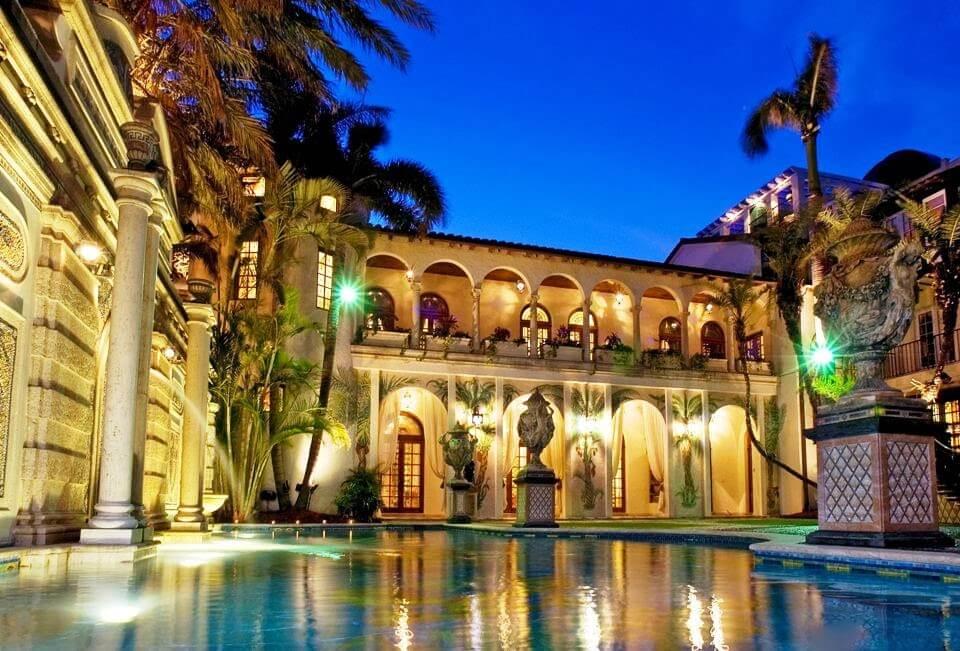 Versace Mansion em Miami Beach
