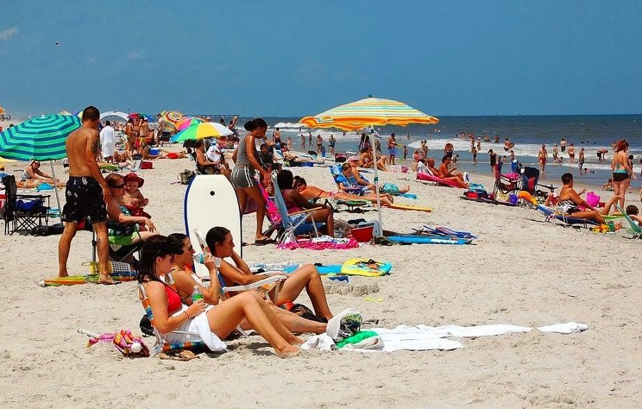 Fernandina Beach na Flórida