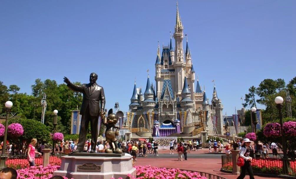 Ingressos Parques da Disney Orlando