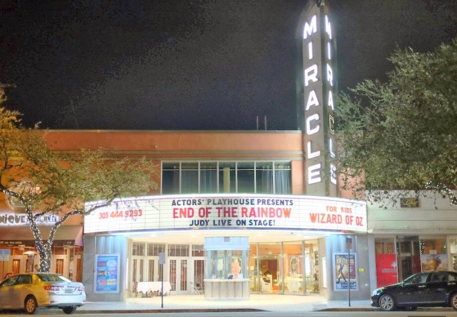Actor's Playhouse Teatros Miami