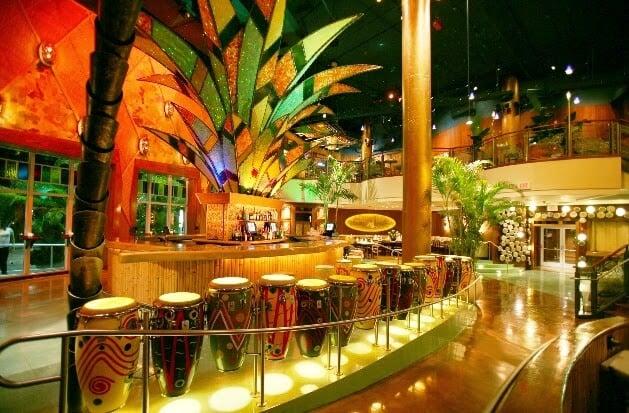 Bongos Cuban Café em Miami