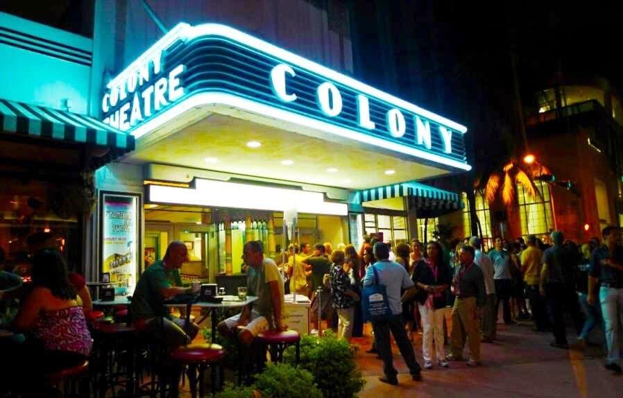 Os melhores teatros em Miami