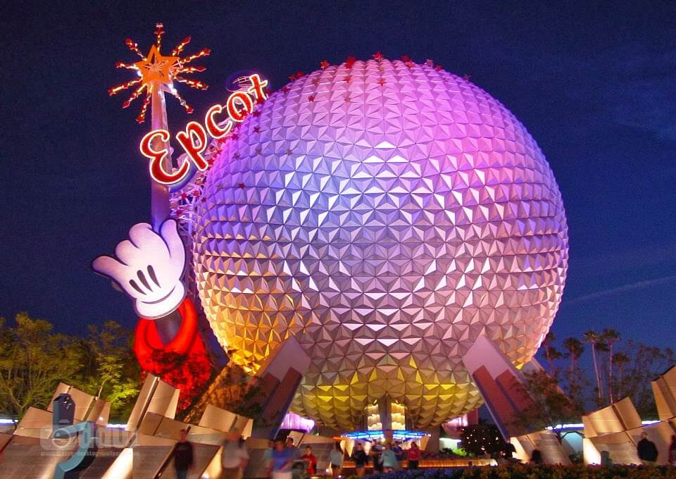 Epcot Center Disney Orlando