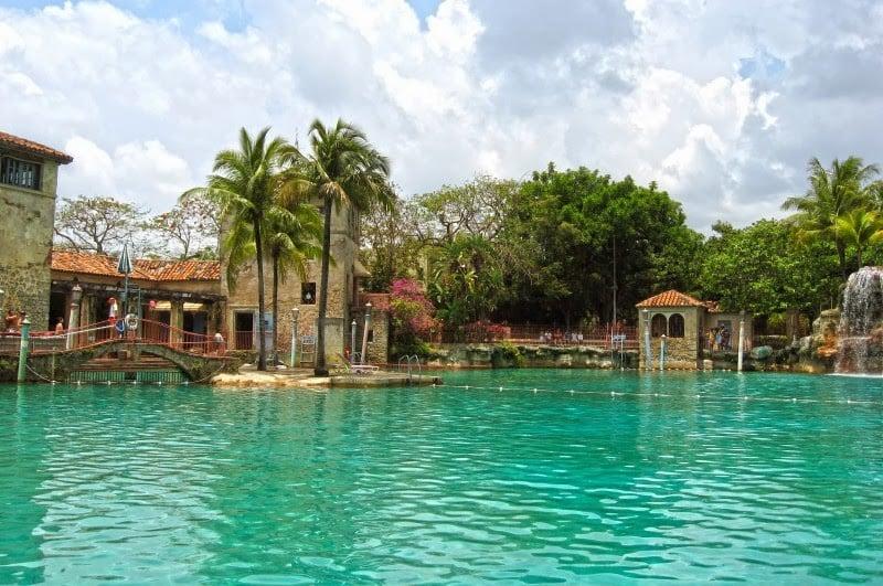 Venetian Pool Coral Gables Miami
