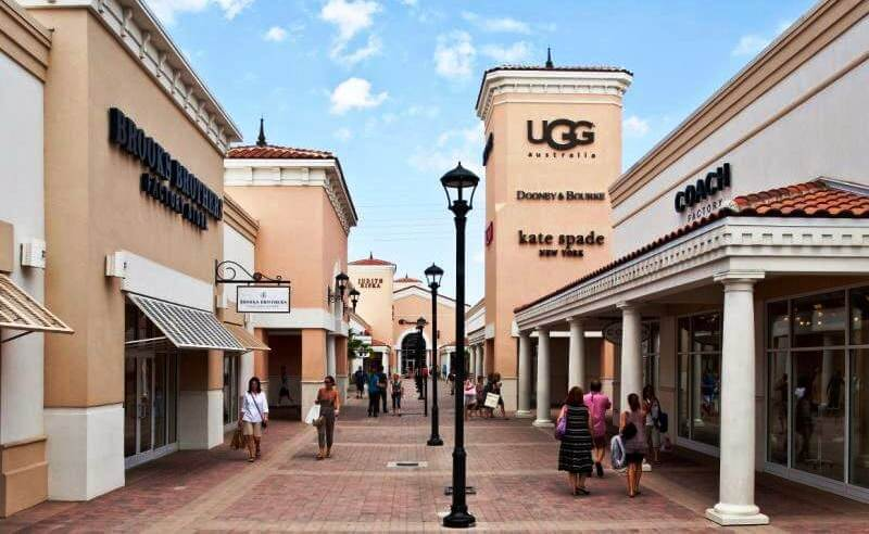 Lojas comprar malas Orlando Miami