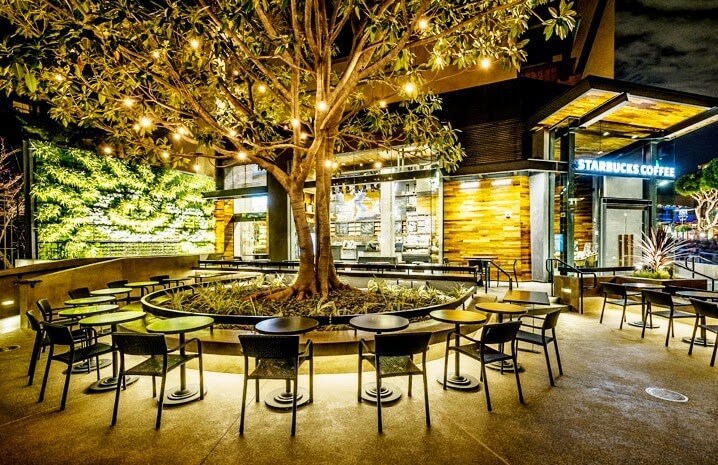 Starbucks Disney Orlando