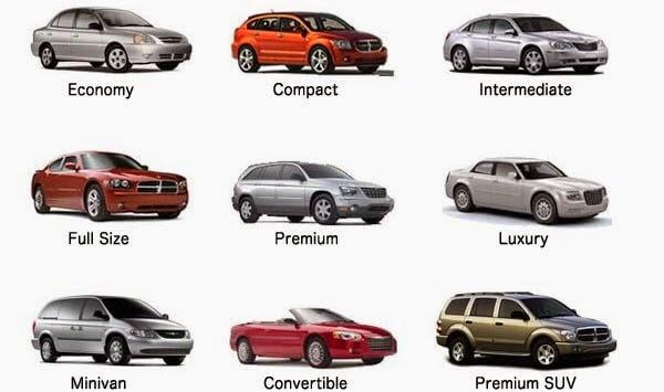 Carros Modelos EUA