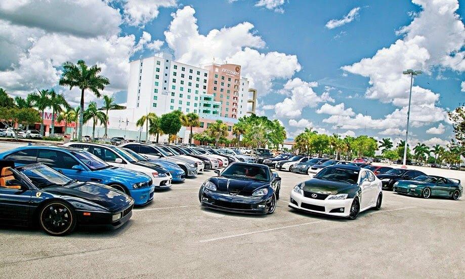 Qual tipo de carro alugar em Miami